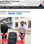 Nouvel article Gilles Pudlowski